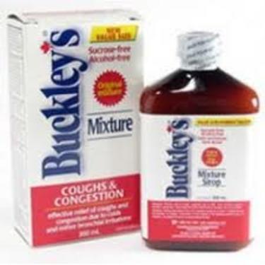 Buckley's Original Mixture Cough Congestion