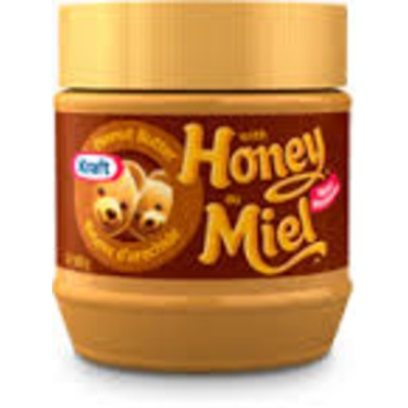 Kraft Peanut Butter with Honey