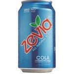 Zevia Cola Beverages