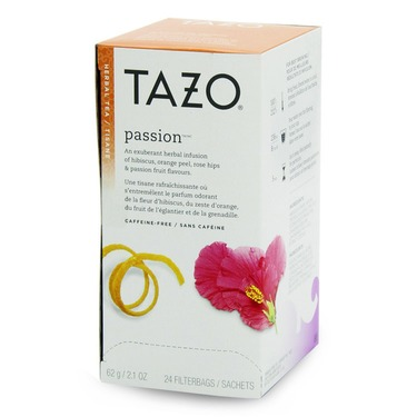 Tazo Passion Herbal Tea