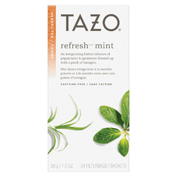 Tazo Refresh Mint Herbal Tea