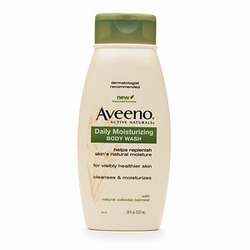 Aveeno Active Naturals Daily Moisturizing Body Wash