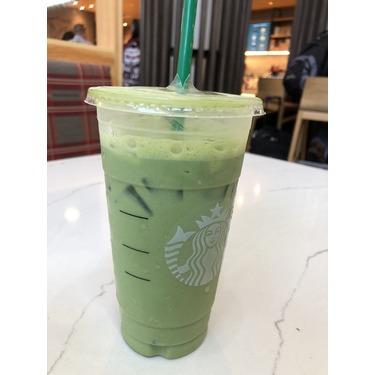 how to make iced green tea latte