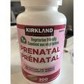 Kirkland Prenatal Pills