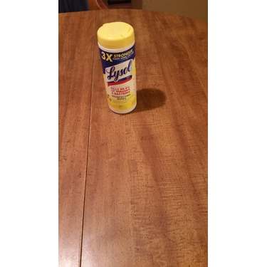 Lysol Disinfecting Wipes Citrus