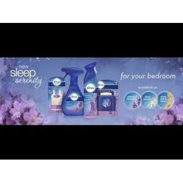 Febreze  Bedding Refresher Sleep Serenity