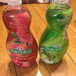 Palmolive Passion Fruit and Plumeria Concentrated Dish Soap