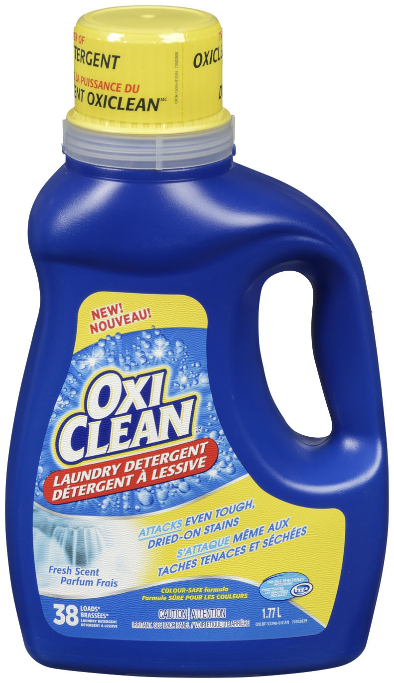 Oxiclean Laundry Detergent Reviews In Laundry Care