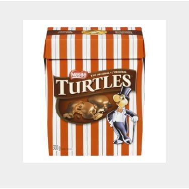 Nestle Turtles Chocolates