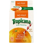 Tropicana Pure Premium No Pulp Orange Juice