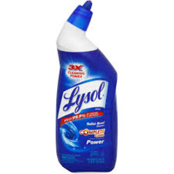 Lysol Toilet Bowl Cleaner Complete Clean