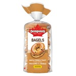 Dempster's Maple French Toast Flavour Bagels