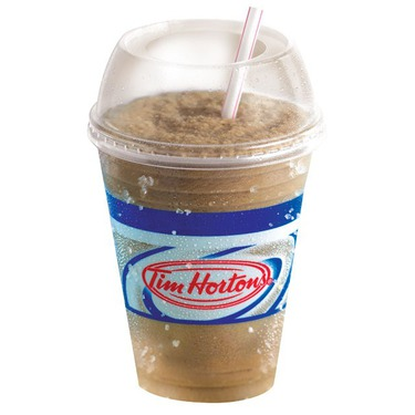 Tim Hortons Iced Cappuccino