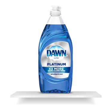 Dawn Ultra Platinum Power Clean Dish Soap