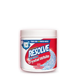 Resolve Oxi-Action Stain Remover Powder