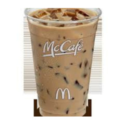 McDonald's McCafé Iced Coffee