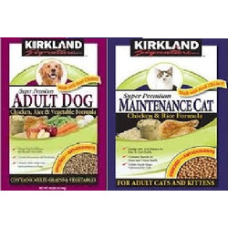 Kirkland Pet Foods