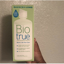 Bausch & Lomb Biotrue Multi-purpose Solution