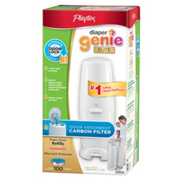 playtex diaper genie elite reviews in diaper pails and refills ...