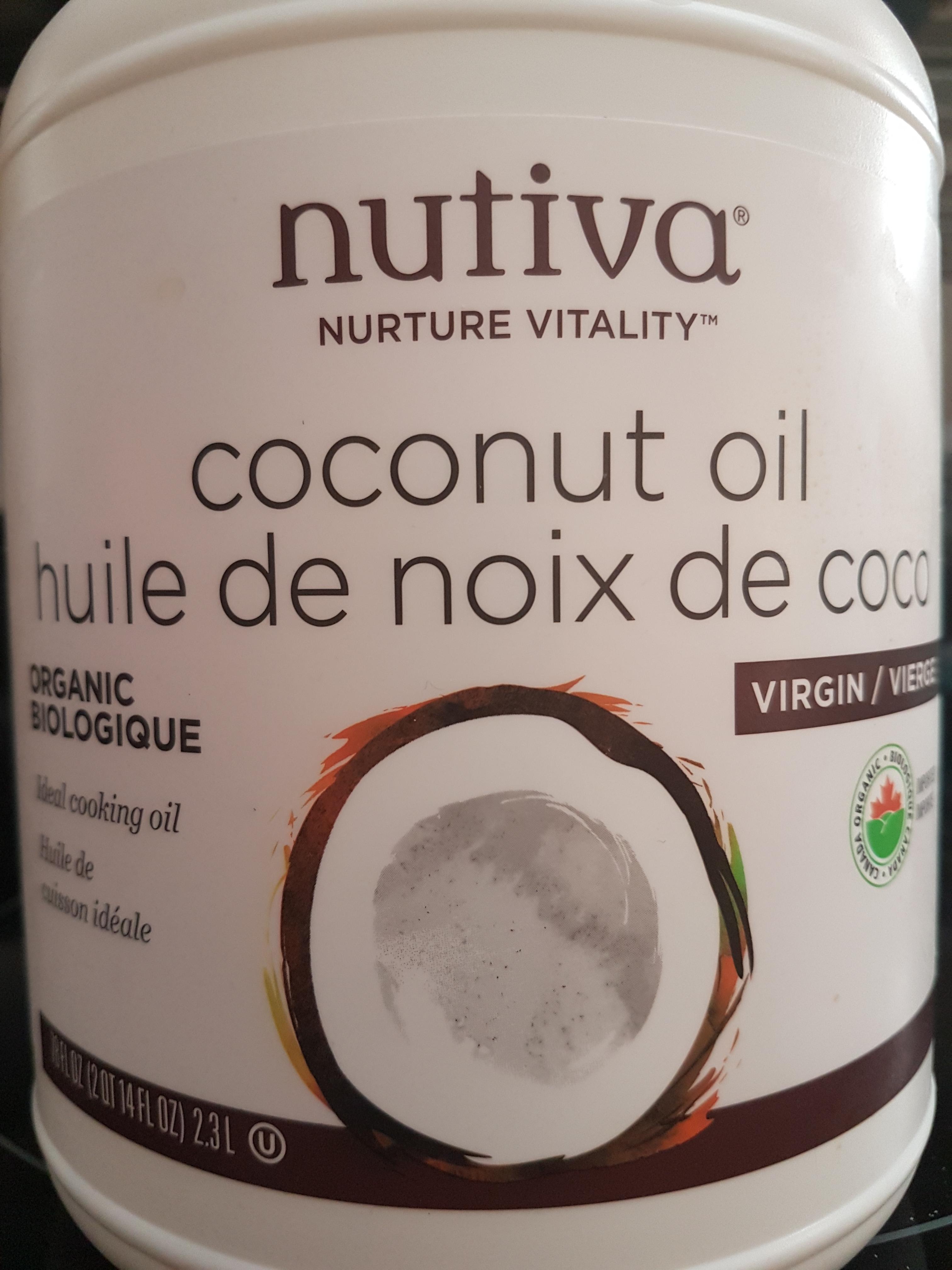 Nutiva Organic Virgin Coconut Oil reviews in Oils & Vinegars