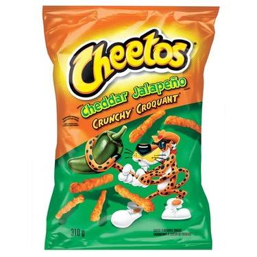 Cheetos Crunchy Cheddar Jalapeno