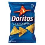 Doritos Cool Ranch Tortilla Chips