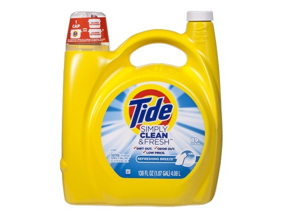 Tide Simply Clean & Fresh Laundry Detergent reviews in