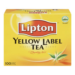 Lipton Yellow Label Tea Bags
