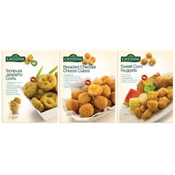 Cavendish Breaded Cheddar Cheese Cubes