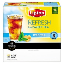 Lipton Refresh Iced Sweet Tea K-Cups