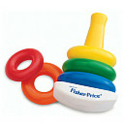 Fisher Price Rock-A-Stacker