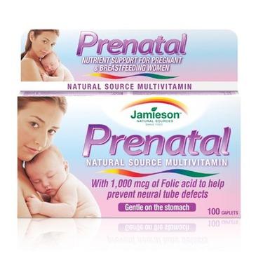 Jamieson Prenatal Multivitamin