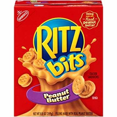 Ritz Bits Sandwiches Peanut Butter