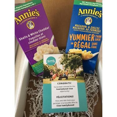 Annie's Shells & White Cheddar Macaroni & Cheese