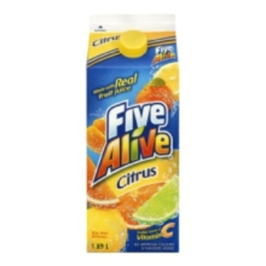 Five Alive Juice Five Alive Juice