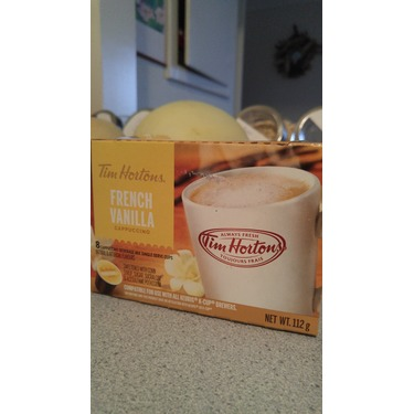 Tim Hortons French Vanilla Keurig Cup