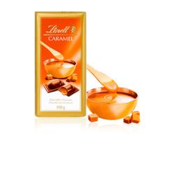Lindt Caramel Milk Chocolate