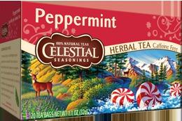 Celestial Seasonings Peppermint Tea reviews in Tea FamilyRated