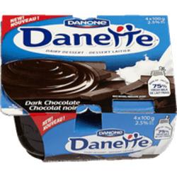 Danette Dairy Dessert in Dark Chocolate