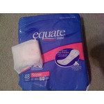 Equate Maxi Super Pads