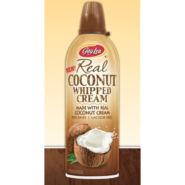 Gay Lea Coconut Whipped Cream