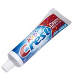 Kid's Crest Cavity Protection Toothpaste - Sparkle Fun