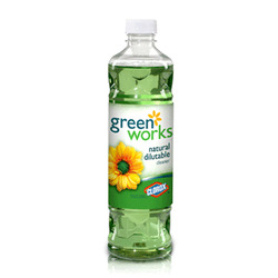 Green Works Natural Dilutable Cleaner