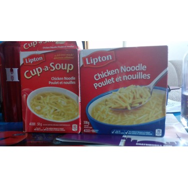 Lipton Chicken Noodle Soup Mix