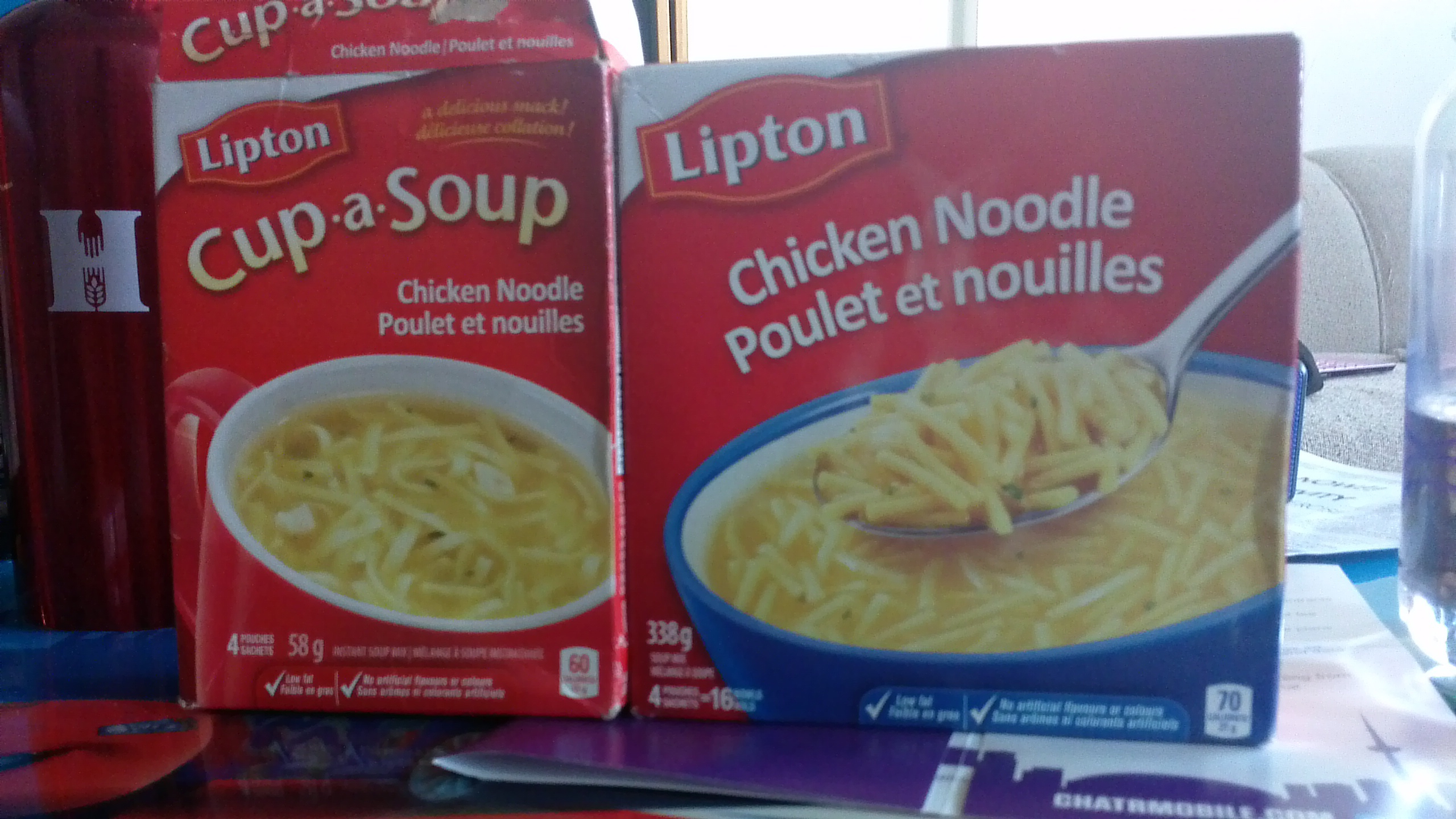 Lipton Chicken Noodle Soup Mix Reviews In Soups Amp Bouillon Familyrated