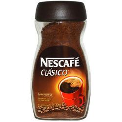 Nescafe Clasico Pure Instant Coffee Dark Roast