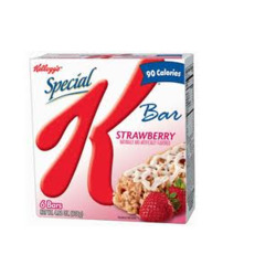 Special K Bar in Strawberry