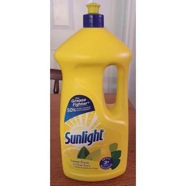 Sunlight Dish Soap