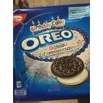 Oreo Birthday Cake Cookies
