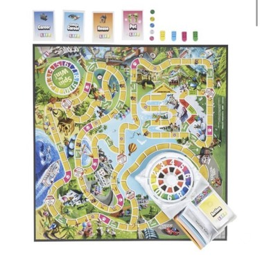 The Game of Life Board Game reviews in Toys - FamilyRated